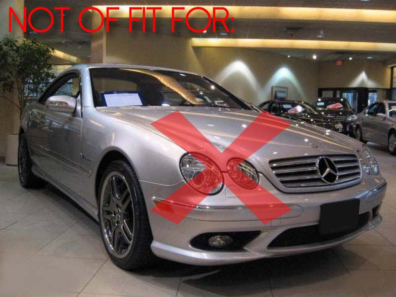 service manual how to replace 2006 mercedes benz cl class
