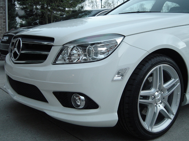C Class Clear Side Markers For B Class Mercedes Benz Forum