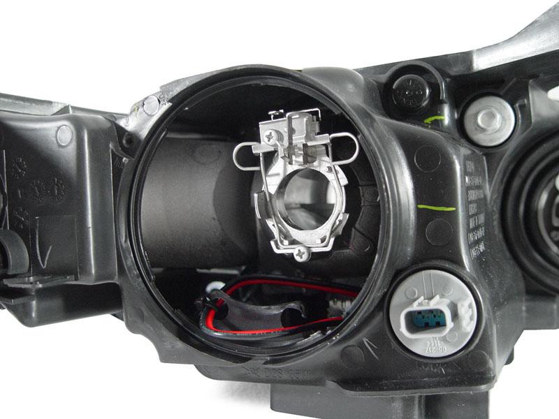 Depo 04 05 Acura Tl D2s Bi Xenon Hid Clear Corner