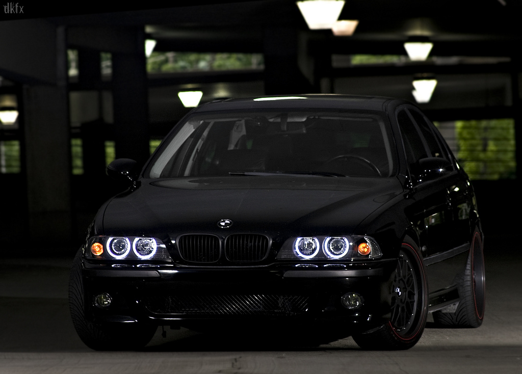 depo 97 03 bmw e39 uhp led angel halo xenon hid projector. Black Bedroom Furniture Sets. Home Design Ideas