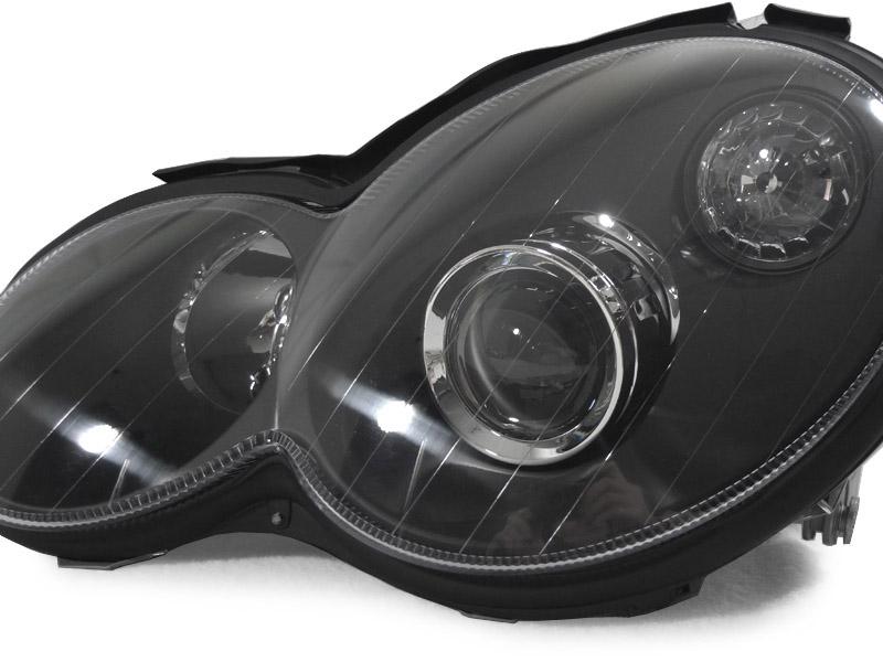 Mercedes benz w203 c class 2d coupe c230 c320 kompressor for Mercedes benz xenon headlights