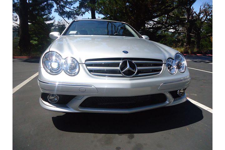 Usa 03 09 mercedes benz w209 clk black quad projector for Mercedes benz xenon headlights