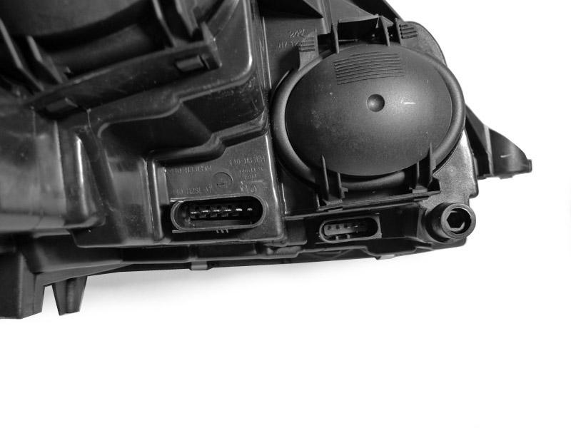 Auto level 03 06 mercedes w220 s class bi xenon d2s hid for Mercedes benz s430 headlight replacement