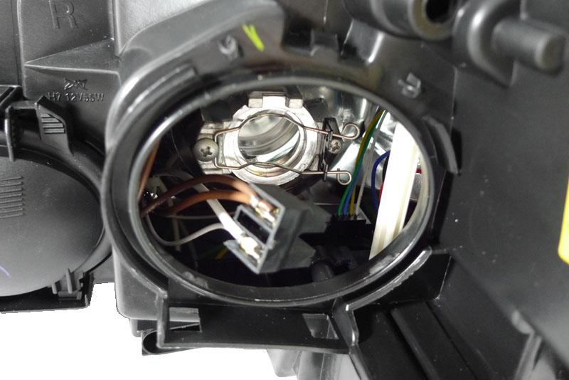 Bi Xenon Projector Wiring Diagram
