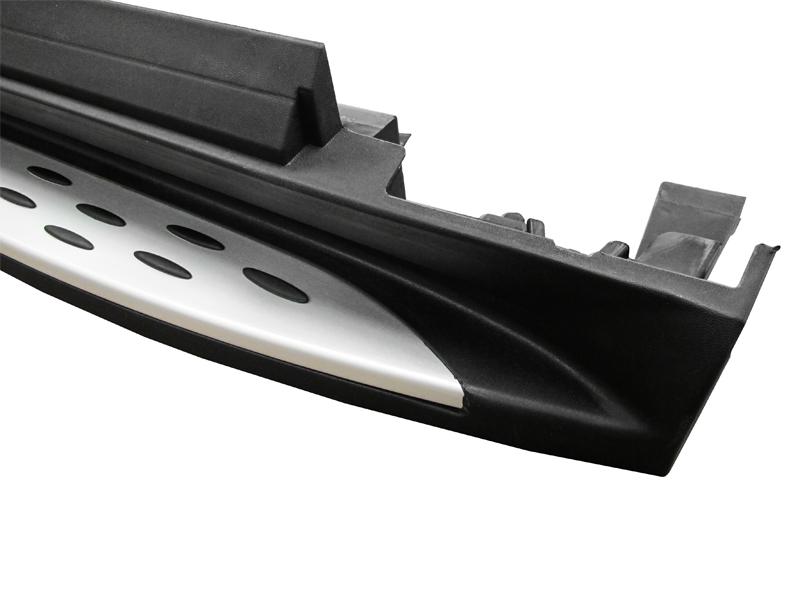 2012 mercedes m ml class ml350 w166 aluminum running for Mercedes benz ml350 running boards