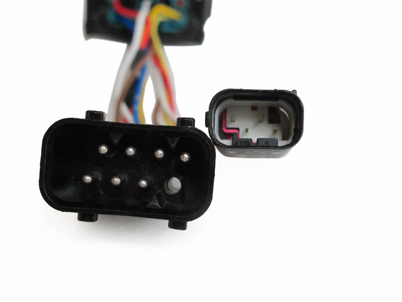 wiring harness adapter 04 07 bmw e60 e61 5 series to use 08 10 lci store categories
