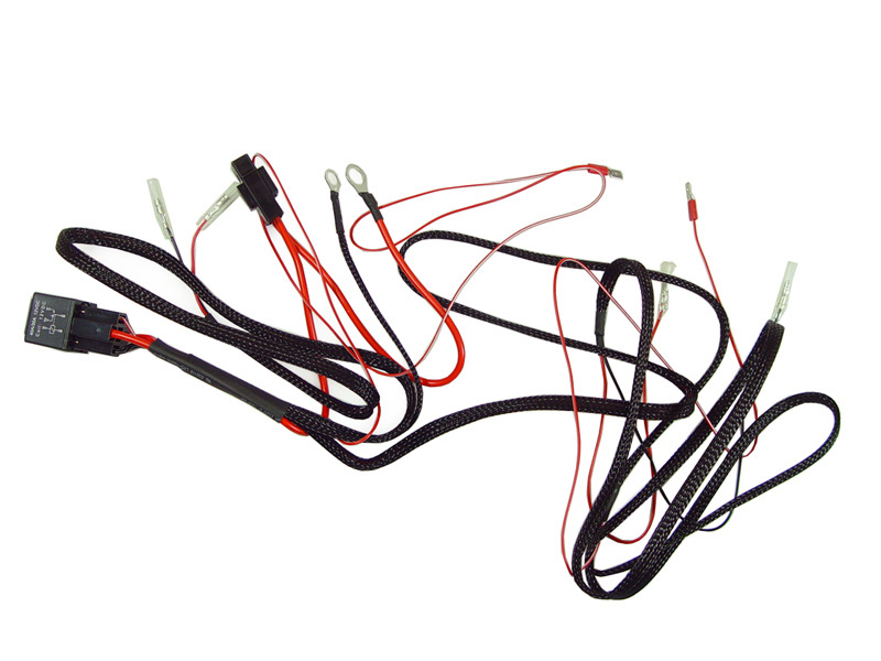 Angel Light Wiring Harness 2008 Bmw