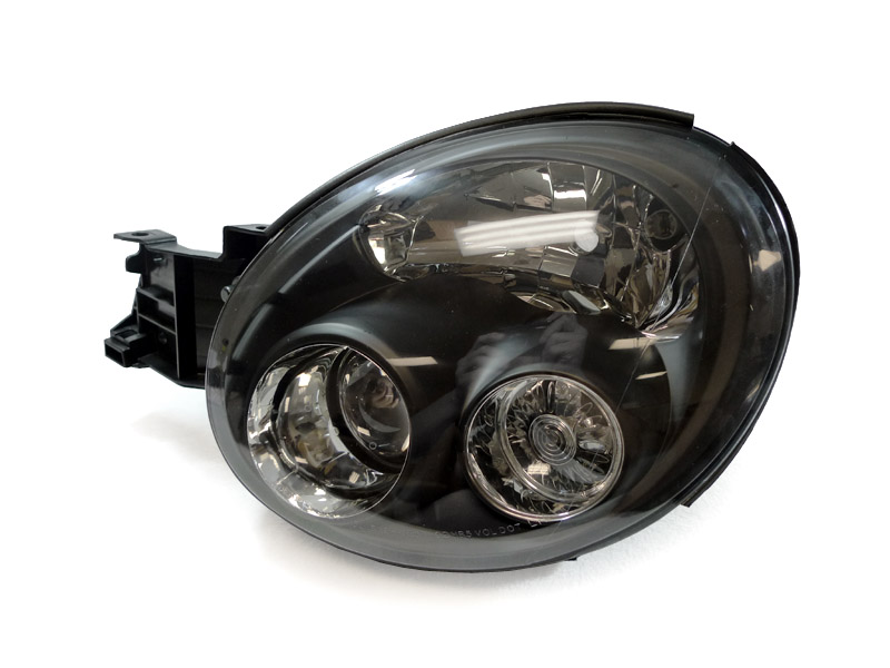 depo subaru impreza wrx jdm bugeye black projector headlight close up photos shown below