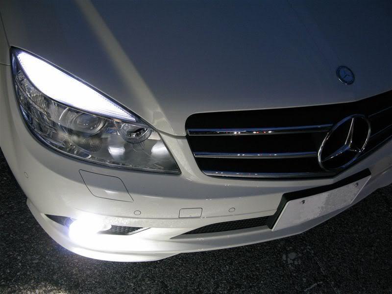 08 11 Mercedes Benz W204 C Class No Error Hi Powered