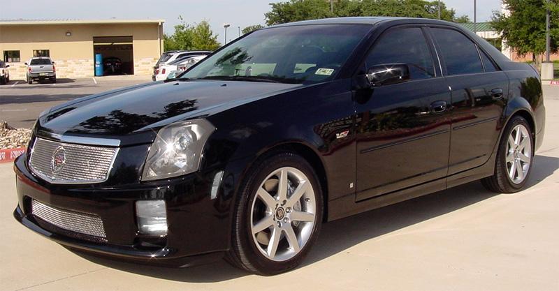 2003 2004 2005 2006 2007 Cadillac Cts Clear Fog Signal