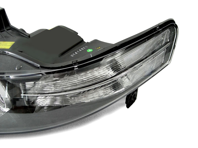 Clear Lense G TL Headlights On EBAY AcuraZine Acura Enthusiast - 2004 acura tl headlights