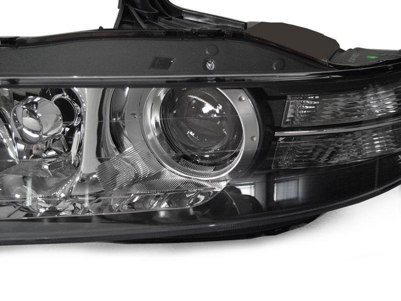 2005 Acura Tl All Clear Projector Headlights Headlights