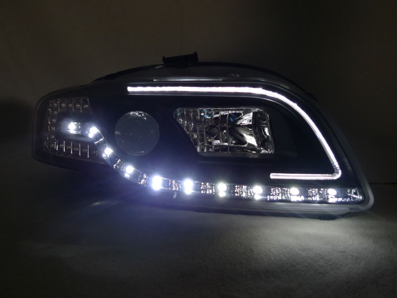 New Led Headlights B7 Who Got Them