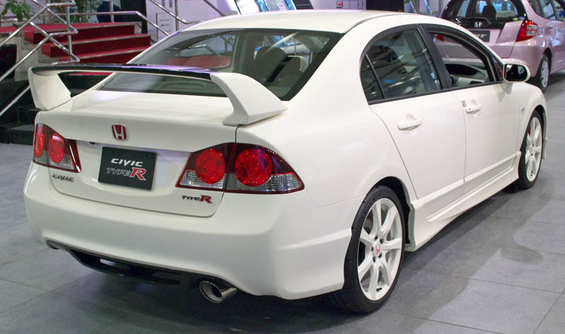 honda civic 1.8 type r