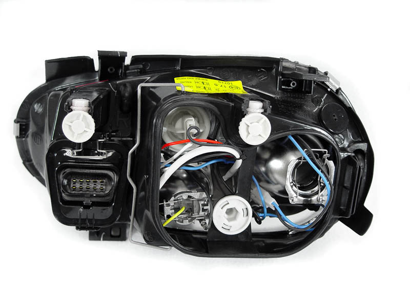 HL_VW_GOLF_4_DP_A_CHR_06 mk4 golf] double hid wiring audio, electrics and lighting uk mkivs mk4 golf headlight wiring diagram at mifinder.co