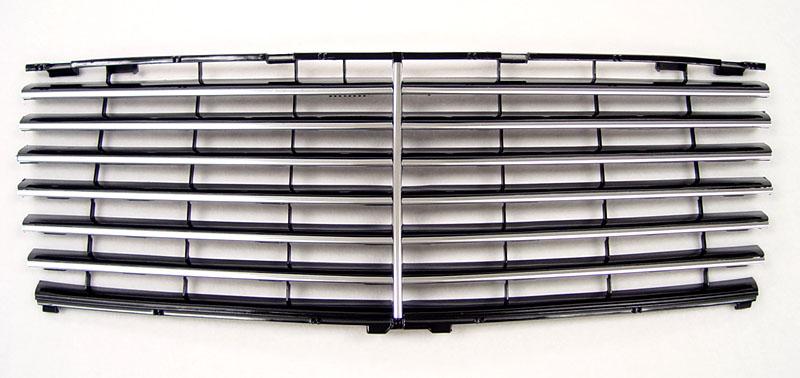 w124 grill mercedes benz forum. Black Bedroom Furniture Sets. Home Design Ideas