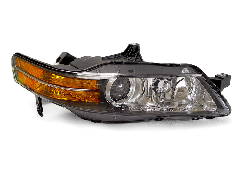 The Official OEM Headlight Difference Thread AcuraZine Acura - 2006 acura tl headlights