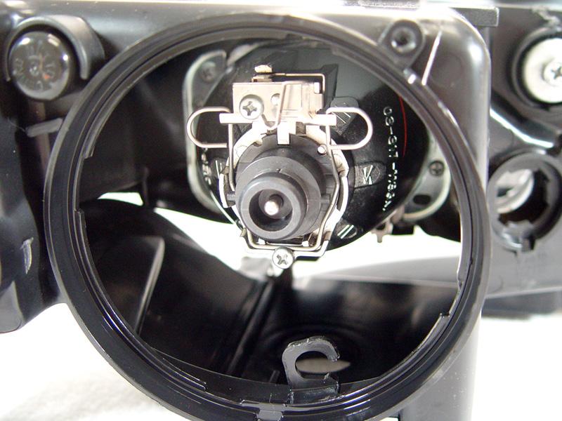 Acura Tl Headlights Acura Rsx Ccfl Halo Black Led - 2004 acura tl headlight bulb