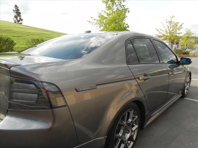 2004 2008 Acura Tl Depo Black Trim Clear Or Smoke Rear
