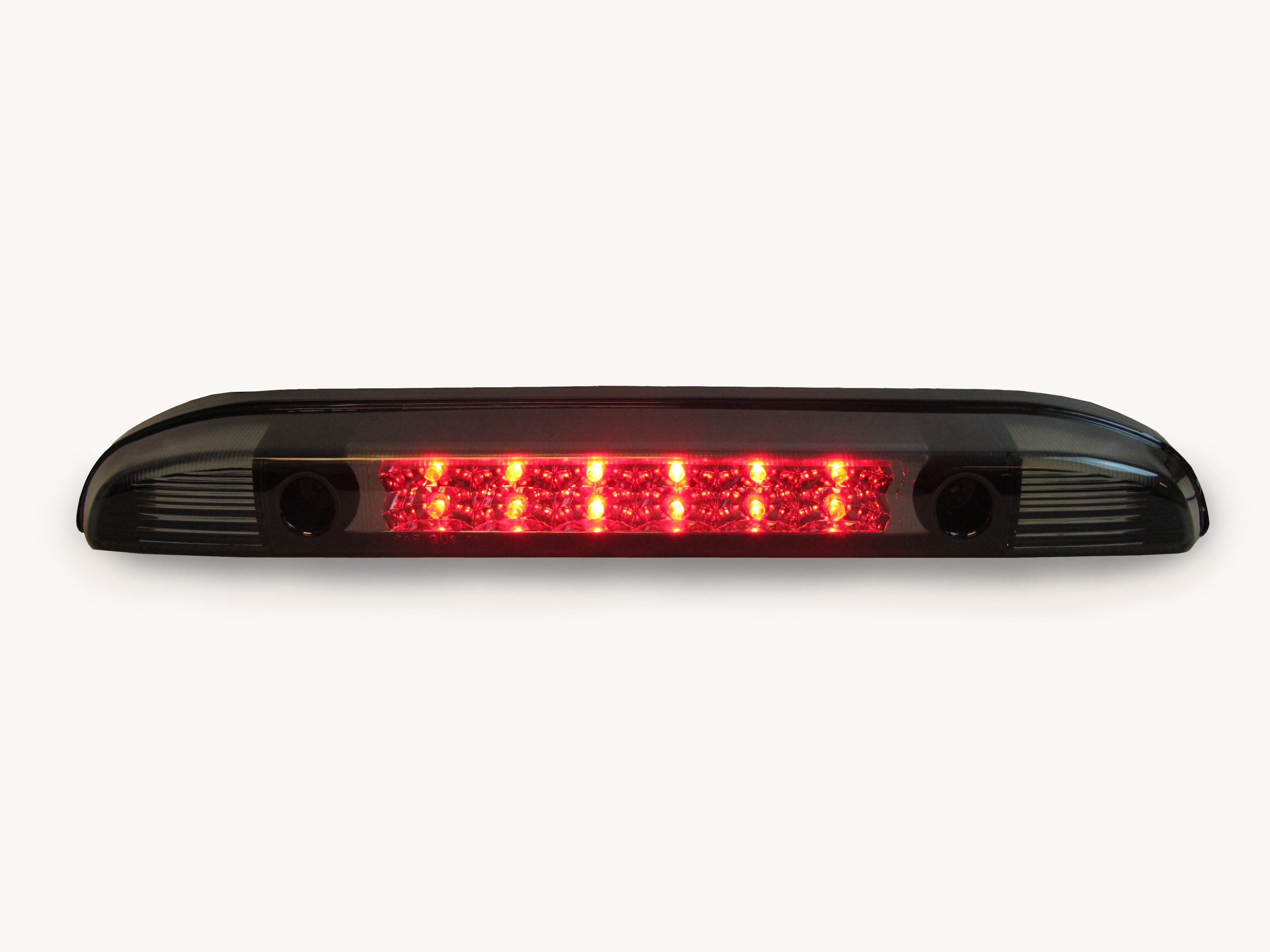 Smoke LED 3rd Third Brake Light for 01-04 Nissan Frontier ...